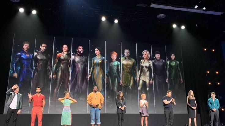 Disney ra mắt nhiều câu chuyện mới trong danh sách phim 2020 - ảnh 8