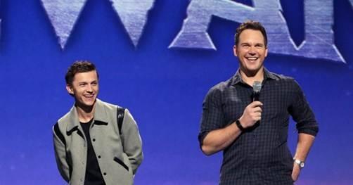 Tom Holland tham gia vào loạt phim mới trước thềm Spiderman 3 - ảnh 2