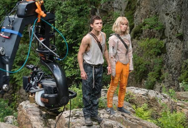 Tom Holland tham gia vào loạt phim mới trước thềm Spiderman 3 - ảnh 5