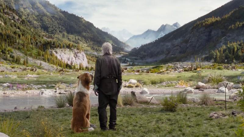 'Tiếng gọi nơi hoang dã' chính thức lên màn ảnh rộng - ảnh 6