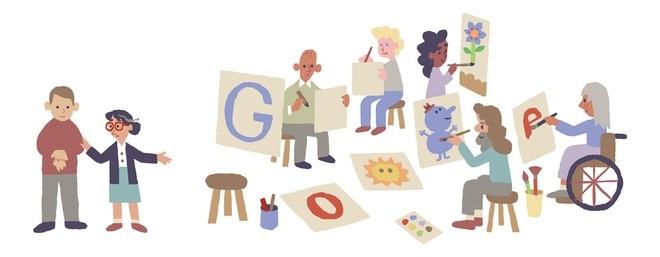 Google Doodle vinh danh Nise da Silveira là ai? - ảnh 1