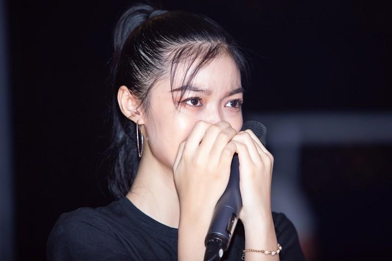 Trịnh Thăng Bình căng thẳng quát lớn khiến Kiều Loan bật khóc  - ảnh 1
