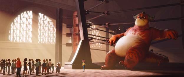 Siêu phẩm hoạt hình tết 2021 tung trailer đầy hấp dẫn - ảnh 2