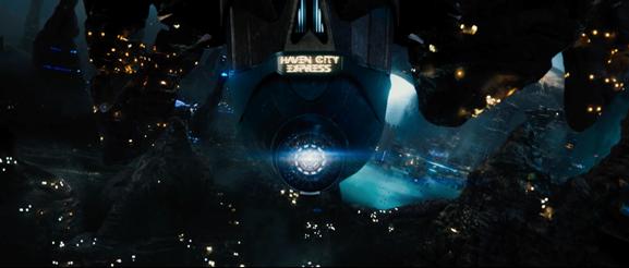 TP.HCM xuất hiện trong trailer đầu tiên phim viễn tưởng Mỹ  - ảnh 10