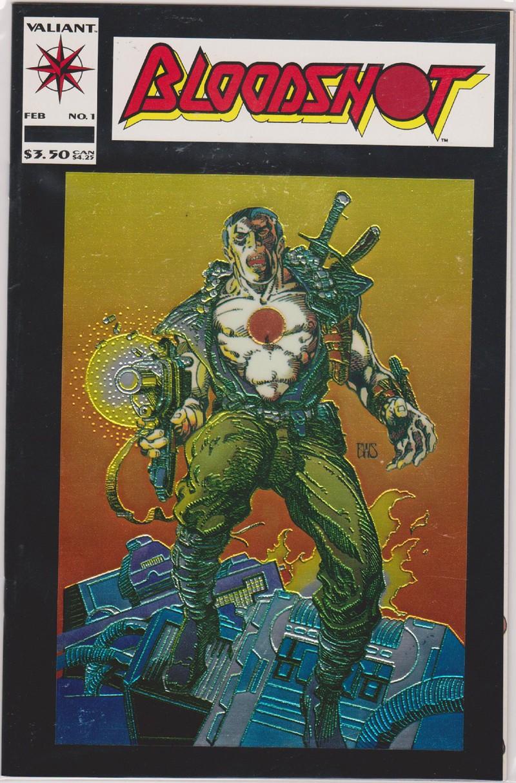 Vì sao Bloodshot trở thành cái tên mở màn cho vũ trụ Valiant - ảnh 1