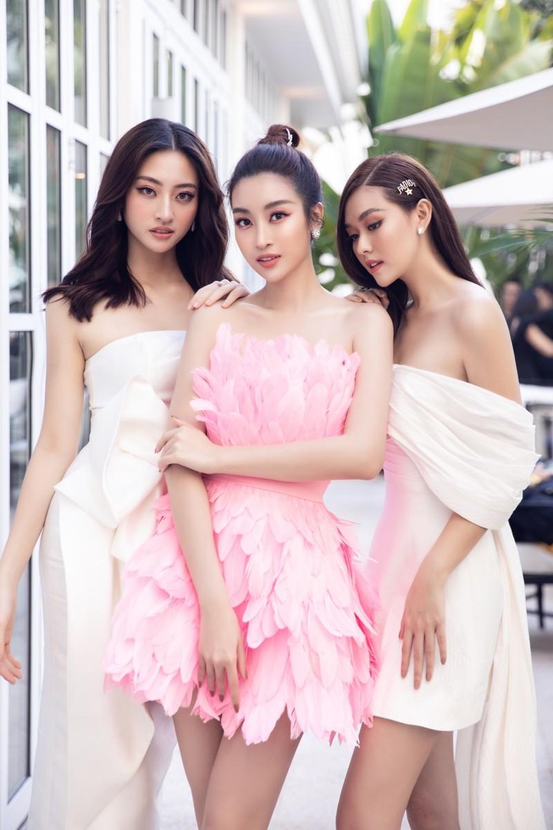 Dàn hậu kêu gọi bạn nữ dự thi Hoa hậu Việt Nam 2020 - ảnh 1