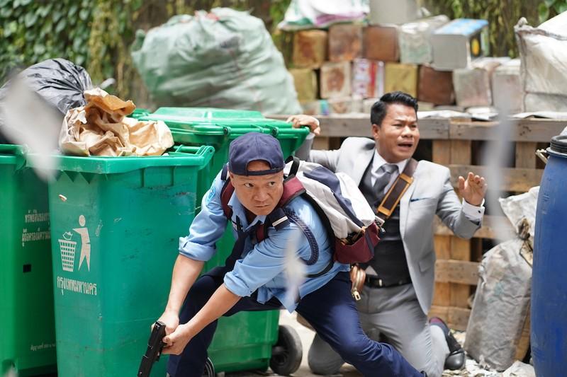 Sau Ong Bak, điện ảnh Thái trở lại với một phim hành động - ảnh 3