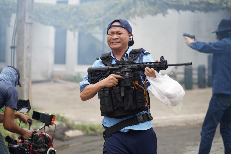 Sau Ong Bak, điện ảnh Thái trở lại với một phim hành động - ảnh 1
