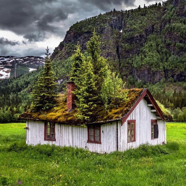 Những bức hình đáng kinh ngạc về những nơi bị bỏ hoang  - ảnh 7