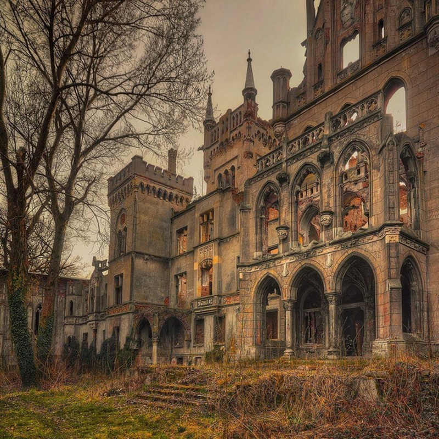 Những bức hình đáng kinh ngạc về những nơi bị bỏ hoang  - ảnh 14