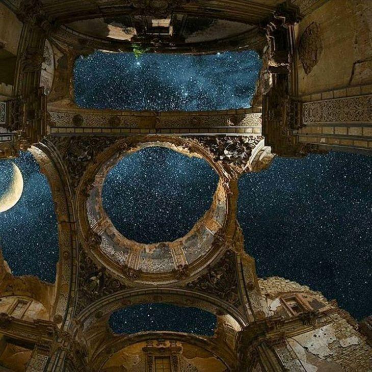 Những bức hình đáng kinh ngạc về những nơi bị bỏ hoang  - ảnh 6