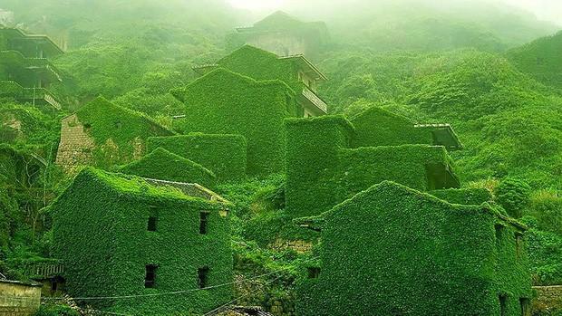 Những bức hình đáng kinh ngạc về những nơi bị bỏ hoang  - ảnh 15