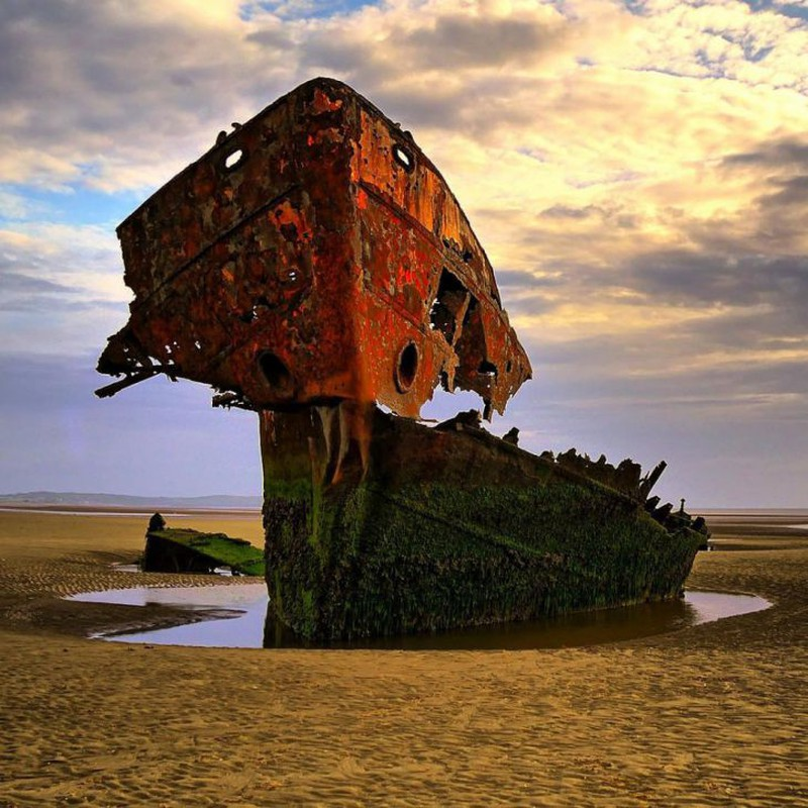 Những bức hình đáng kinh ngạc về những nơi bị bỏ hoang  - ảnh 8