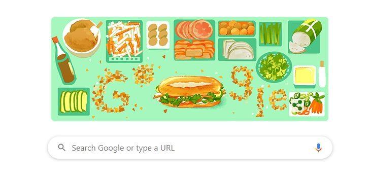 Bánh mì Việt Nam được Google vinh danh  - ảnh 2