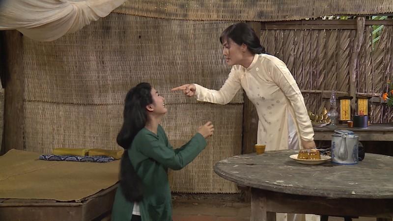 Luật trời tập 3 Huy Khánh giở trò với em gái người tình  - ảnh 4