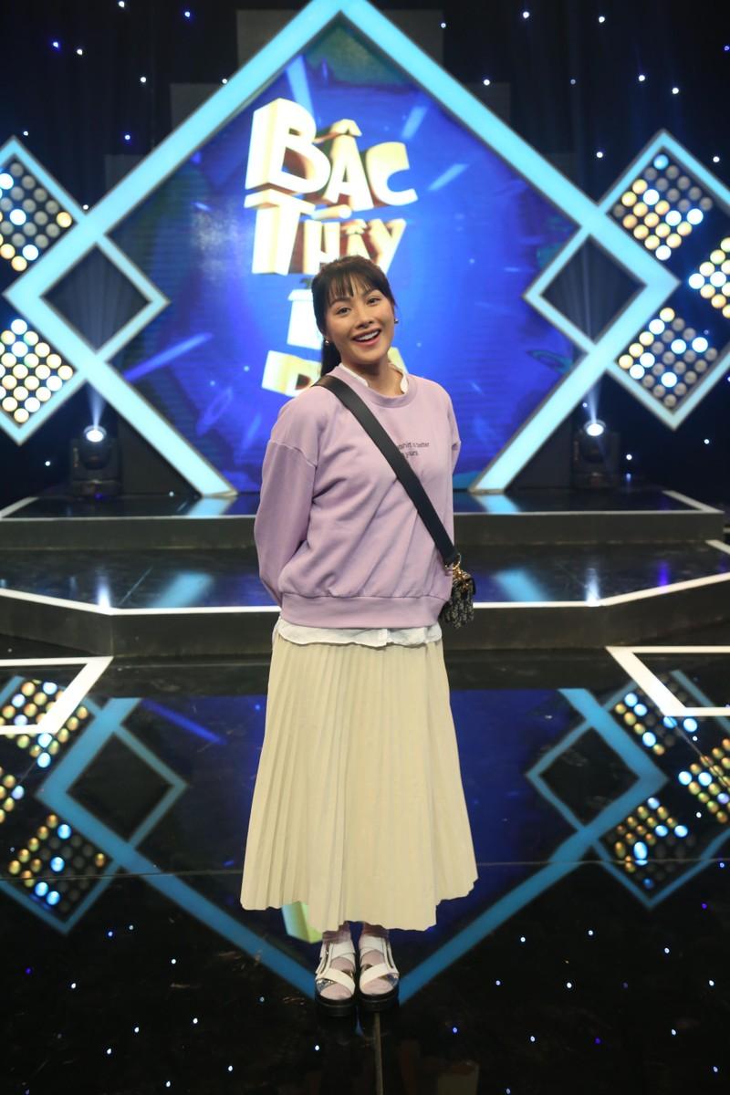 Yaya Trương Nhi bất ngờ diện style gái quê tham gia gameshow - ảnh 2