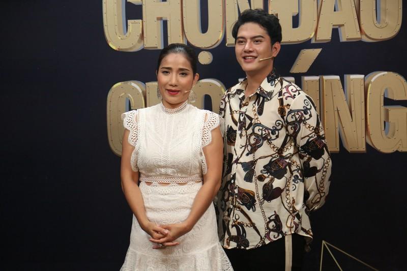 Diễn viên Tiết Cương khẳng định Lê Giang đẹp nhất Việt Nam - ảnh 1