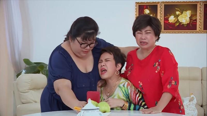 Việt Hương mắng Phi Phụng đã béo mà vẫn khoái ăn đồ ngọt - ảnh 2