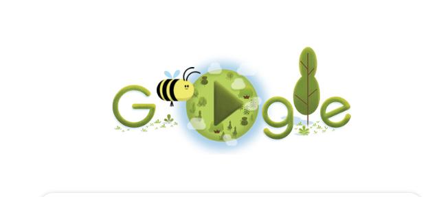 Google Doodle kỷ niệm 50 năm ngày Trái đất  - ảnh 1