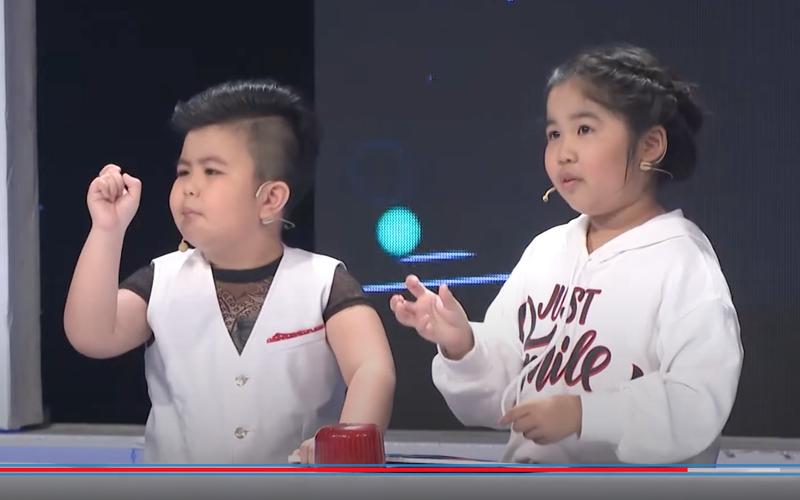 Dương Thanh Vàng dẹo hết cỡ nhận mình mới 6,5 tuổi  - ảnh 1