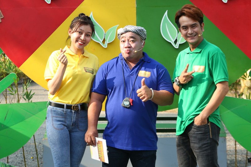 Hùng Thuận giúp bà con Long An trong Cùng nhau hái lộc - ảnh 2