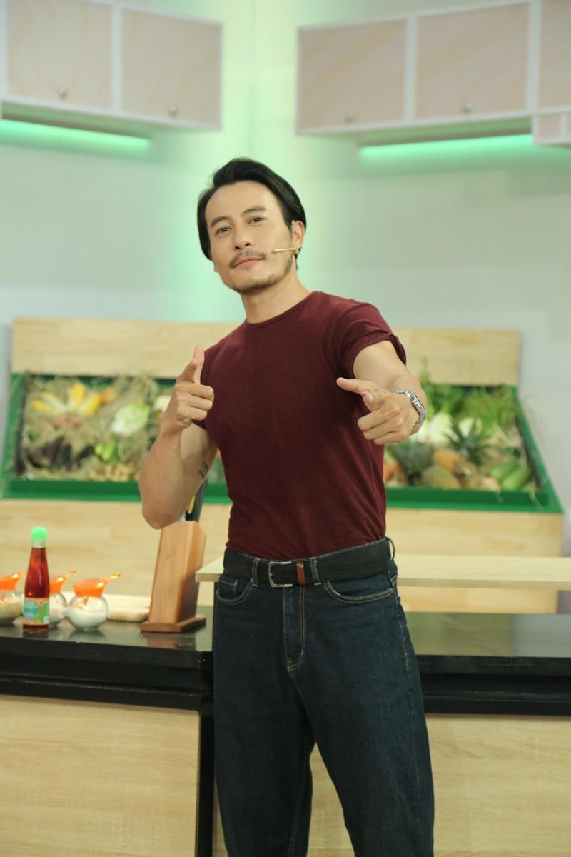 Hoàng Rapper mơ ước có được thân hình của Trương Thanh Long - ảnh 1