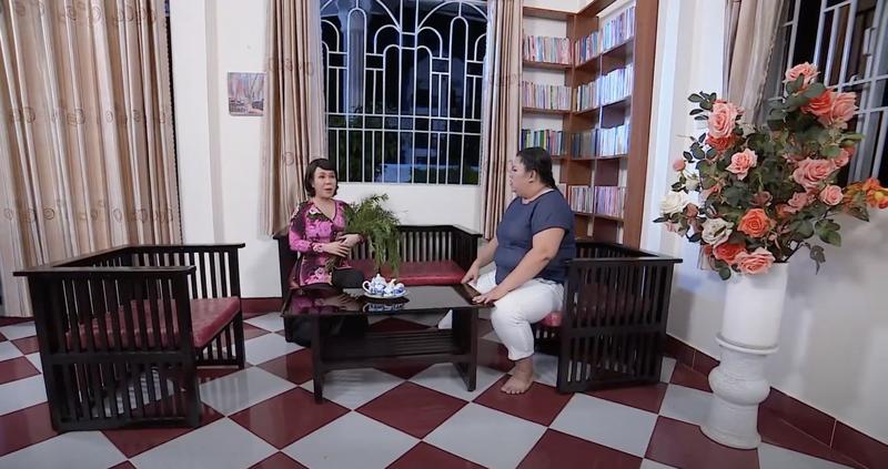 Tuyền Mập lớn tiếng với chị dâu Việt Hương - ảnh 1