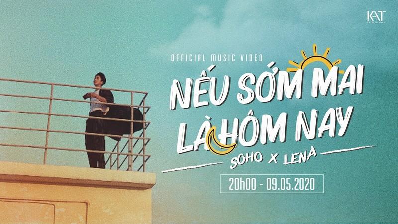 Soho phiêu lãng trong MV mới cùng cô nàng Simple Love - ảnh 2