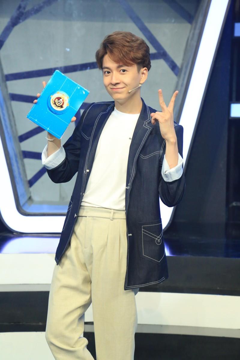 Ngô Kiến Huy làm MC Bộ ba siêu đẳng mùa thứ 2  - ảnh 2