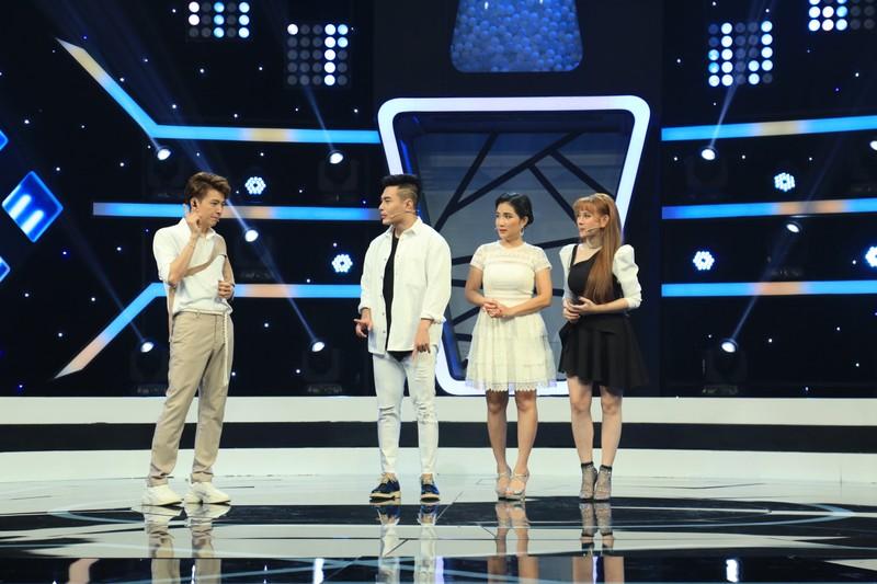 Ngô Kiến Huy làm MC Bộ ba siêu đẳng mùa thứ 2  - ảnh 3