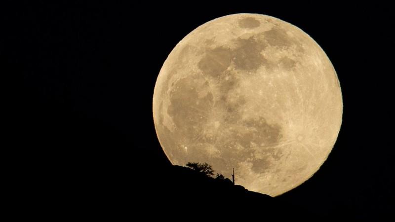 Siêu trăng cuối cùng của năm 2020 sẽ xuất hiện vào chiều nay - ảnh 1