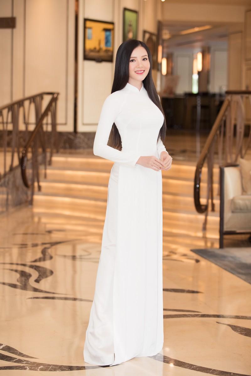 Dàn hoa, á hậu áo dài khởi động Hoa hậu Việt Nam 2020  - ảnh 6