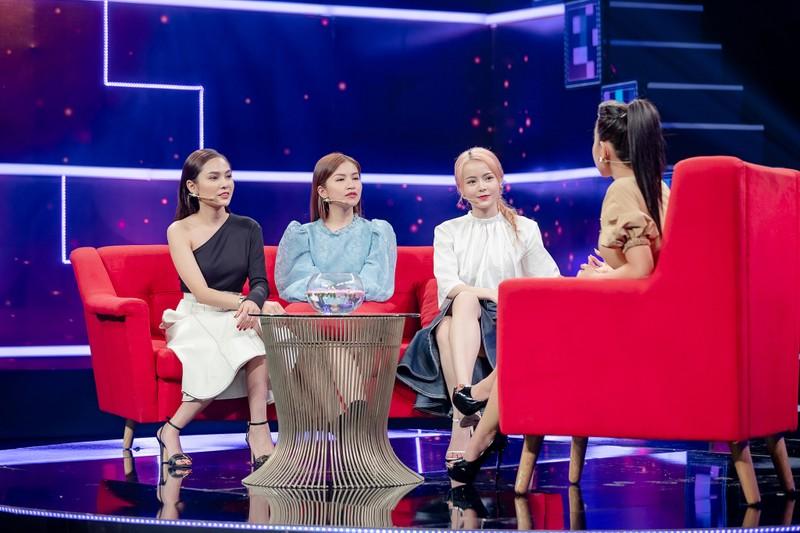 Nhóm S-Girls tái ngộ trên truyền hình sau thời gian vắng bóng - ảnh 6