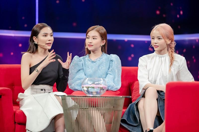 Nhóm S-Girls tái ngộ trên truyền hình sau thời gian vắng bóng - ảnh 5