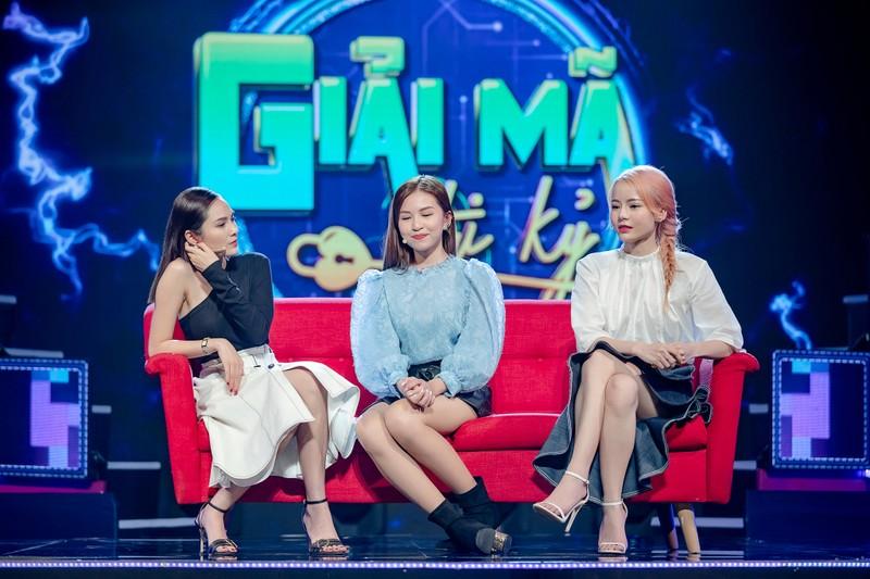Nhóm S-Girls tái ngộ trên truyền hình sau thời gian vắng bóng - ảnh 2