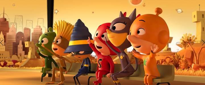 Dạt trôi về tuổi thơ với loạt phim hoạt hình siêu dễ thương - ảnh 10