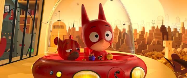 Dạt trôi về tuổi thơ với loạt phim hoạt hình siêu dễ thương - ảnh 9