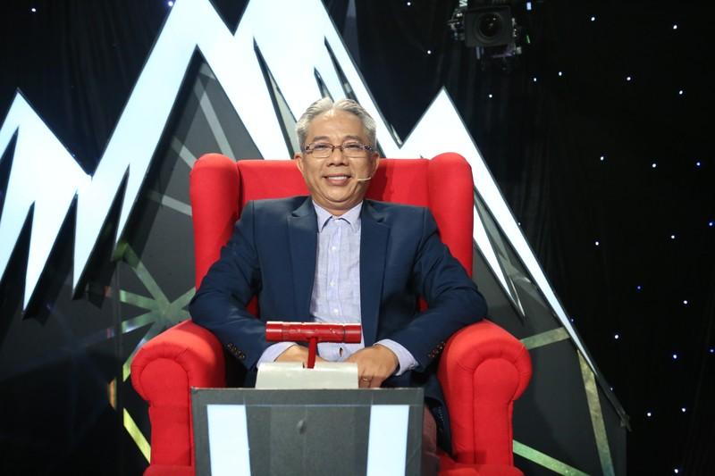 Nghệ sĩ Hoàng Sơn khó chịu với MC Dương Lâm vì ghế nóng  - ảnh 3