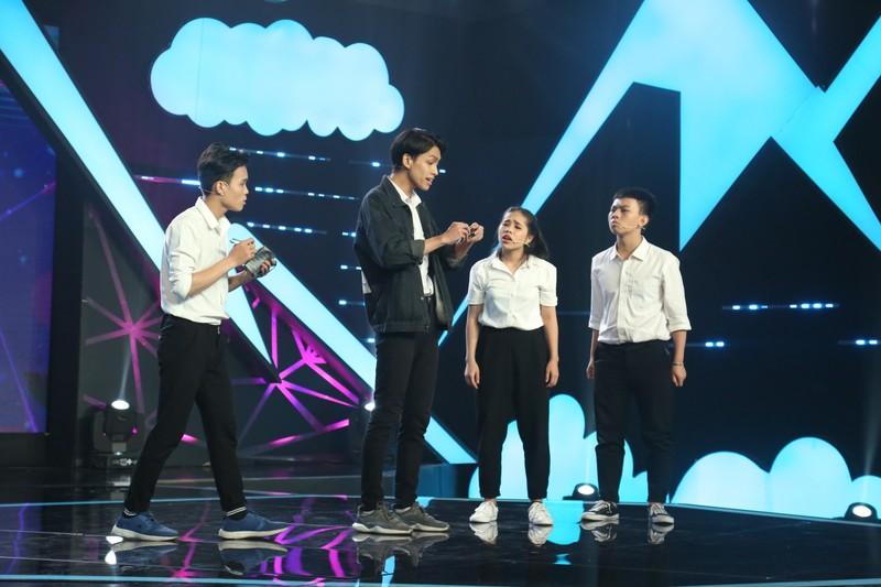 Nghệ sĩ Hoàng Sơn khó chịu với MC Dương Lâm vì ghế nóng  - ảnh 5
