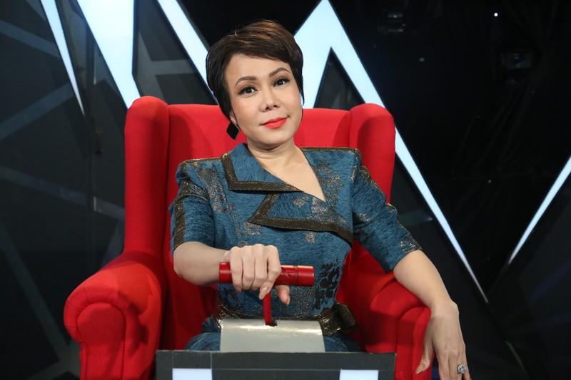Nghệ sĩ Hoàng Sơn khó chịu với MC Dương Lâm vì ghế nóng  - ảnh 4