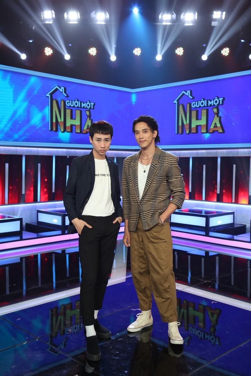 Hải Triều và Thuận Nguyễn cực lầy trong chương trình mới  - ảnh 1