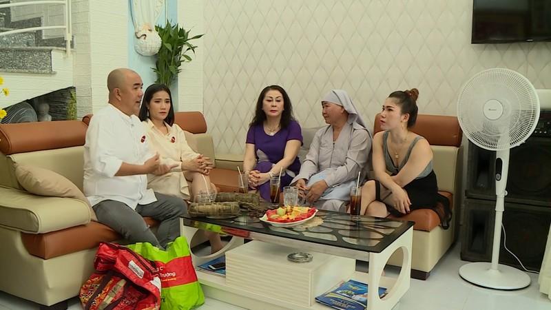 Thuý Nga, Quốc Thuận, Cát Tường bồi hồi nhớ bữa cơm nhà  - ảnh 4