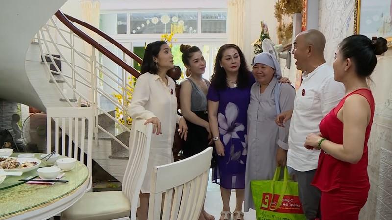 Thuý Nga, Quốc Thuận, Cát Tường bồi hồi nhớ bữa cơm nhà  - ảnh 5