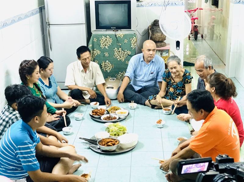 Thuý Nga, Quốc Thuận, Cát Tường bồi hồi nhớ bữa cơm nhà  - ảnh 2