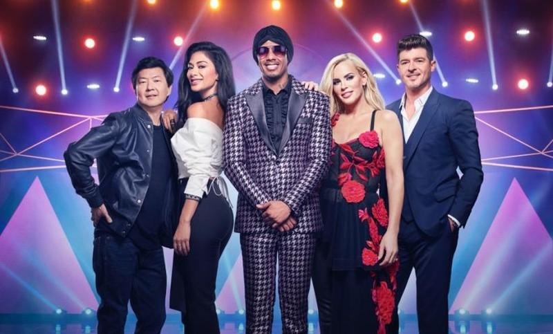 Ca sĩ giấu mặt sẽ lên sóng lần đầu tiên ở châu Á  - ảnh 1