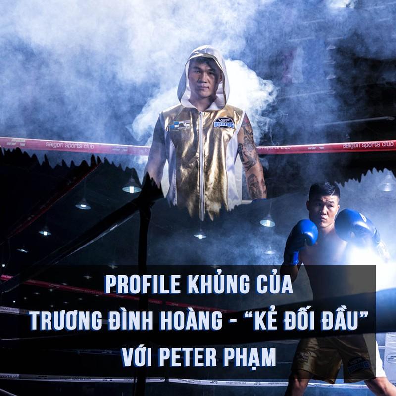 Ngôi sao võ thuật Trương Đình Hoàng góp mặt ở Đỉnh mù sương - ảnh 1