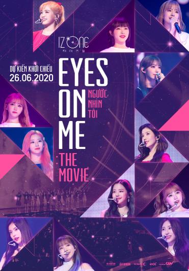 IZONE là nhóm nhạc nữ Hàn Quốc đầu tiên đưa concert lên phim - ảnh 1