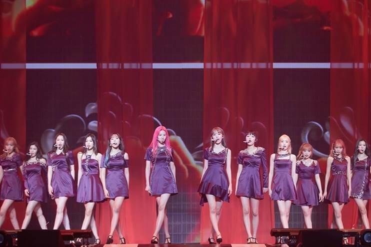 IZONE là nhóm nhạc nữ Hàn Quốc đầu tiên đưa concert lên phim - ảnh 3