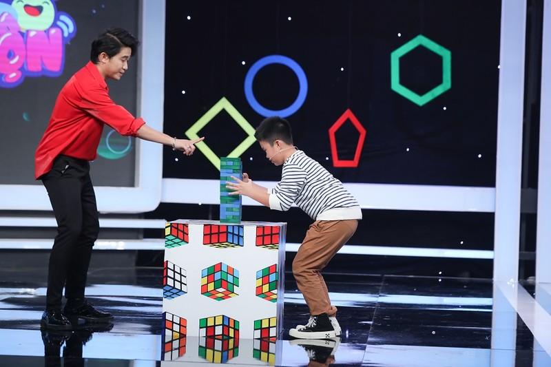 Nhật Tinh Anh và Khánh Ngọc thua tài năng nhí - ảnh 3