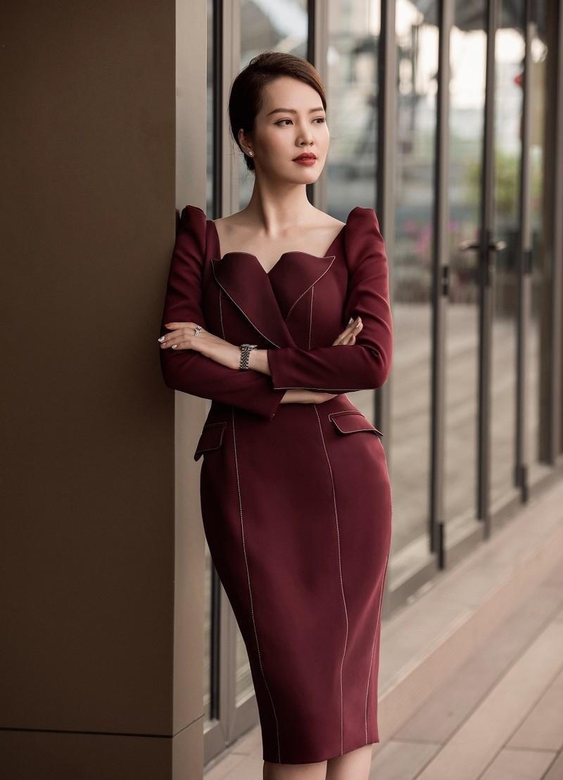 Hoa hậu Đỗ Mỹ Linh làm giám khảo Hoa hậu Việt Nam 2020  - ảnh 6